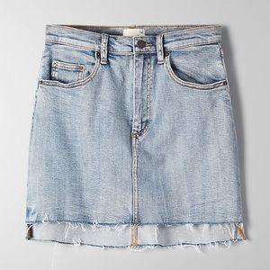 Wilfred Free Jean Skirt